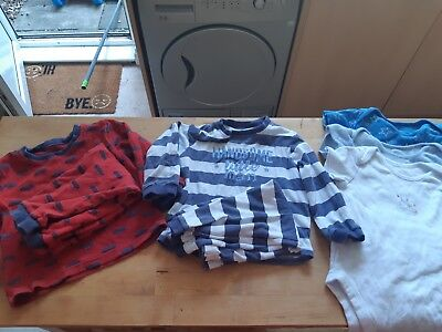 Boys 12-18 and 18-24 months bundle