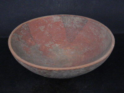 Ancient Large Size Teracotta Painted Pot Indus Valley 2500 BC #Ik513