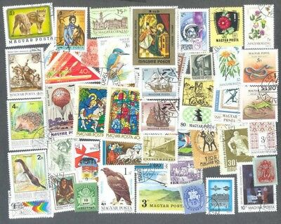 Hungary-1000 all different collection-old-modern- thematics -excellent value
