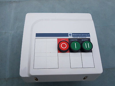 Reversing Direct On Line starter 5.5kw Telemecanque/Schneider New/Old Stock
