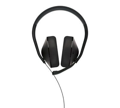 Microsoft Xbox One Stereo Headset for Xbox One - Black. Official Microsoft