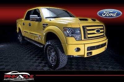 F-150 FX4 Pickup 4D 5 1/2 ft 2014 Ford F150 SuperCrew Cab FX4 Pickup 4D 5 1/2 ft 3,265 Miles YELLOW Pickup V8