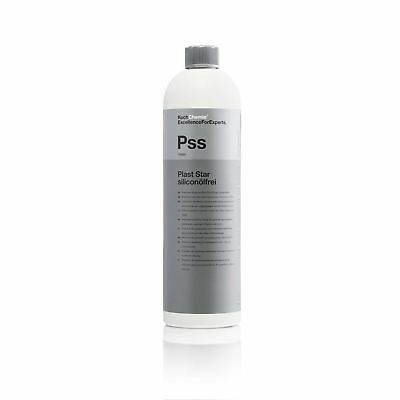 Koch Chemie Pss - Plast Star Plastic Care (Silicone-Free)1L + Free Samples!