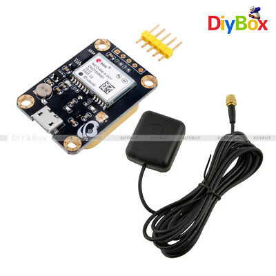 NEO-6M GPS Module APM2.5 Flight Control with IPX interface NEO6M V2 for Arduino