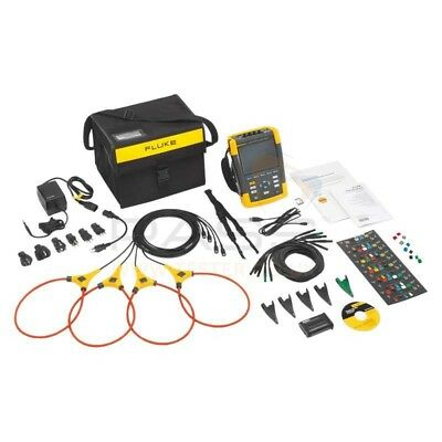 Fluke 435 Series II Power Quality & Energy Analyzer Kit