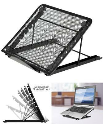 Riser Foldable Cooling Stand Ventilate Adjustable For Stand Notebook Desk Laptop