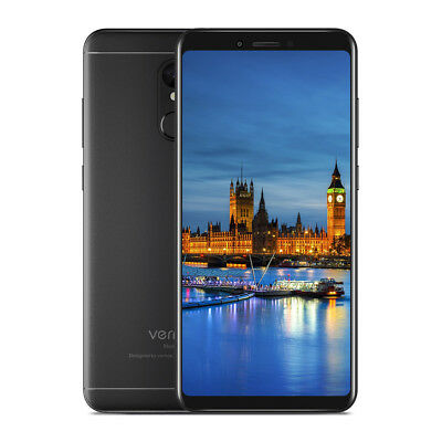Vernee M6 IPS 4G LTE Portable 5.7 Pouce 4+64gb Android 7.0 Dual Sim 16MP