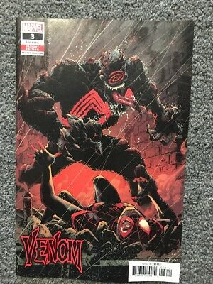 Venom #3 2018 2Nd Print 1St Knull God Of The Symbiotes Nm Cates Stegman