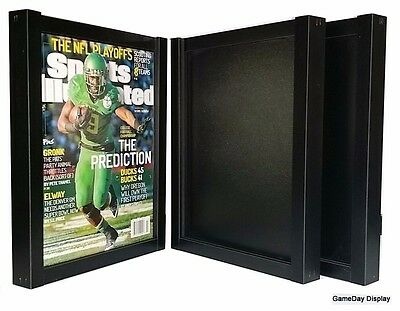 Issues July 1994 to Current Lot of 3 Sports Illustrated Display Case Frame