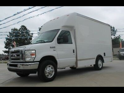 2011 Ford COMMERCIAL VAN E3  - 15' BOX - BUDGET - MUST SEE!!!