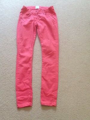 Asos Maternity jeans size 8 pink