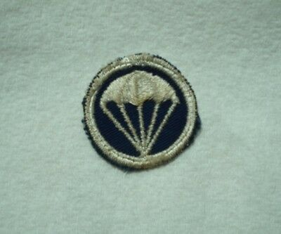 WWII Era Paratrooper Cap Patch???