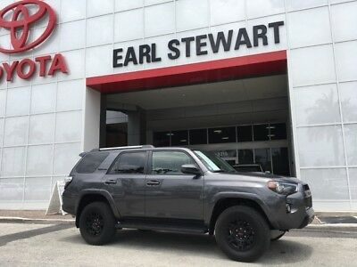 4Runner TRD Pro 2016 Toyota 4Runner, Magnetic Gray Metallic with 23,182 Miles available now!