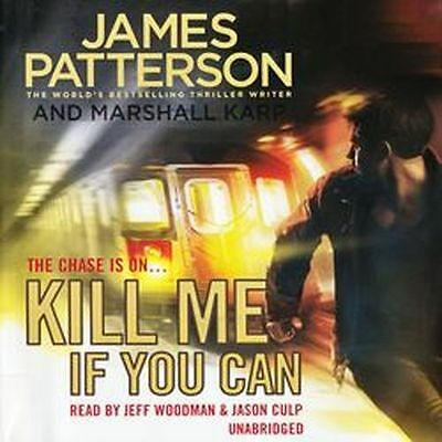 James PATTERSON / KILL me IF you CAN          [ Audiobook ]