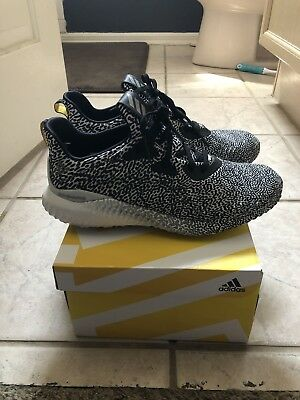 the best attitude 59aa1 92e68 adidas Alphabounce Aramis B54367 Womens Trainers~Running~US8 cookies and  cream