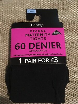 George Maternity Tights 60 Denier