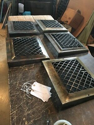 P 16 6 Av Price Separate Antique Floor To Wall Mount Heating Grate 13.5 x 14.5