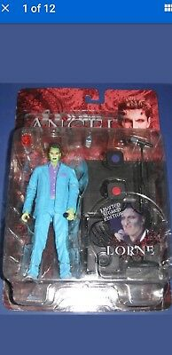 Rare signed Lorne figure from buffy/angel only 500 made