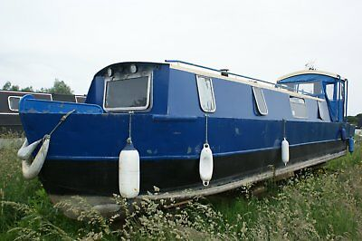 30ft Springer Type Narrow Boat