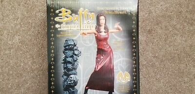 Buffy moore Drusilla statue NRFB mint only 3000 made. Human face