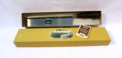 STANLEY DOVETAIL SAW 150th ANNIVERSARY COMMEMORATIVE TOOL COLLECTION