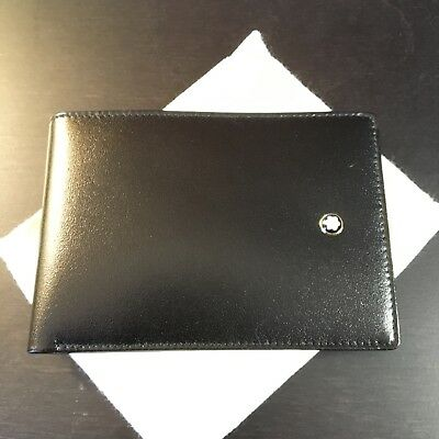 MONTBLANC Notebook Lether collection petit bloc notes