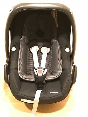 maxi cosi pebble plus (bought new 2016) - very good condition