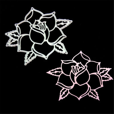 Flowers Metal Cutting Dies Stencil for DIY Scrapbook Album Paper Cards Decor RS