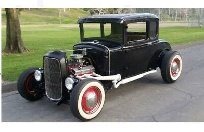 1931 Ford Model A  Hot Rod 1931 Ford Model A Coupe