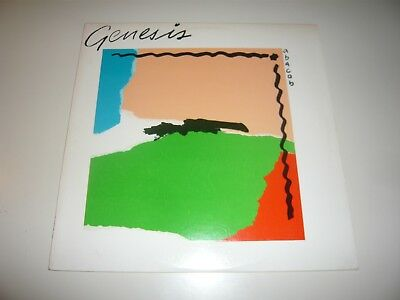 Genesis Abacab LP Vinyl Record Album No Reply At All Keep It Dark Man On Corner