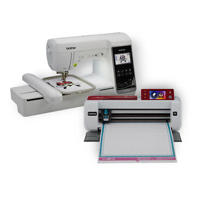 Brand New Brother NS2750D Disney Embroidery and Sewing machine - Save over $500