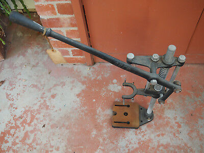 Collectible Sher Drill Stand