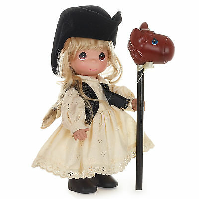 Precious Moments Dolls by The Doll Maker, Linda Rick, Blazing a Trail with You,