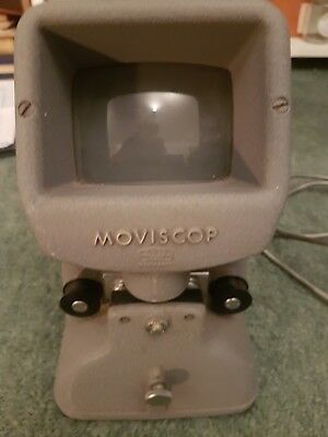 Vintage Zeiss Ikon 8mm Moviscop Viewer.  Good condition. Not working