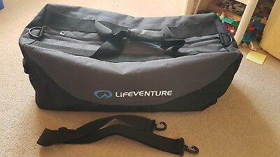 Lifeventure Expedition Duffel Bag, Holdel 70L