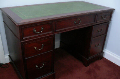 Antique Style Writing Desk - Reproduction