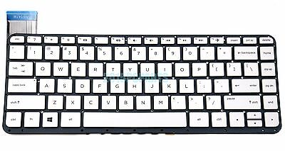 New Laptop Replacement Keyboard Fit HP Stream 13-C 13-C000 13-C100 13-C020CA 13-C030NR 13-C077NR 13-C020NR 13-C010NR 13-C010CA US Layout