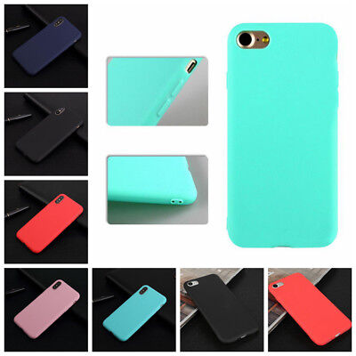 silicone TPU Etuis housses coques Case Pour Apple iPhone X XS Max XR 8 7 6s Plus