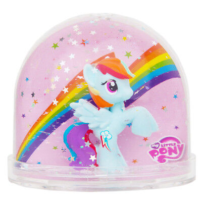 Schneekugel Sterne Photo My little Pony (NEU)