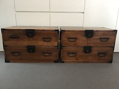 """Antique Japanese Drawers from """"Made In Japan"""""""