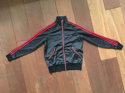 1980s adidas tracksuit top - Gr. 94 (S) - Originals Vintage Retro Oldschool