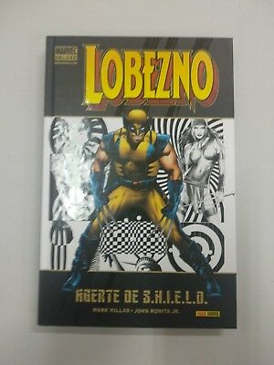 Lobezno Marvel Deluxe - Agente De Shield - 2