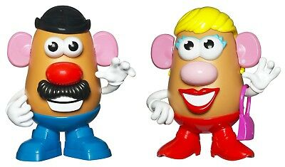 Toy Story 4 - Mr Potato Head Mrs Potato Head - By Playskool - *Brand New!*