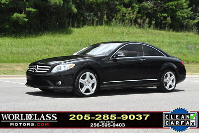 Mercedes-Benz CL-Class CL550 AMG Sport Loaded 2008 Mercedes-Benz CL550 Sport AMG w/only 35K miles! Clean Carfax, NICE!