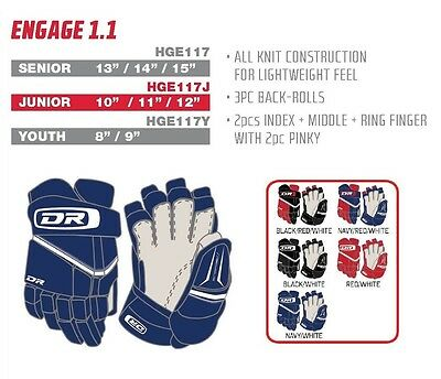 DR Engage 1.1 Handschuhe