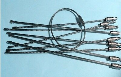 Stainless steel wire rope (5 pieces)