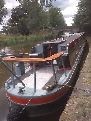 Brand New 2016 Barge Narrowboat