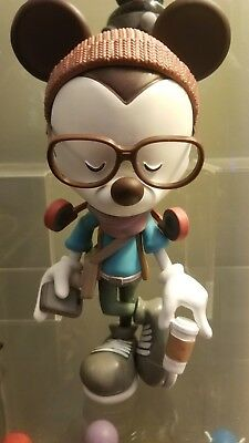 Disney Hipster Mickey Mouse Vinylmation (No Box)