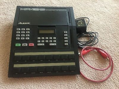 Dave Smith Tempest Sounds For Alesis HR-16 Hr-16B Eprom Upgrade Set OS