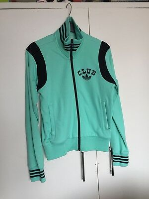 Vintage Adidas Green Tracksuit. Excellent Condition.